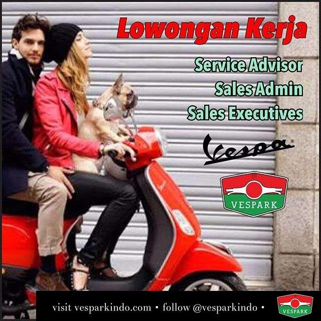 Category Loker Vespa Medan Vespark