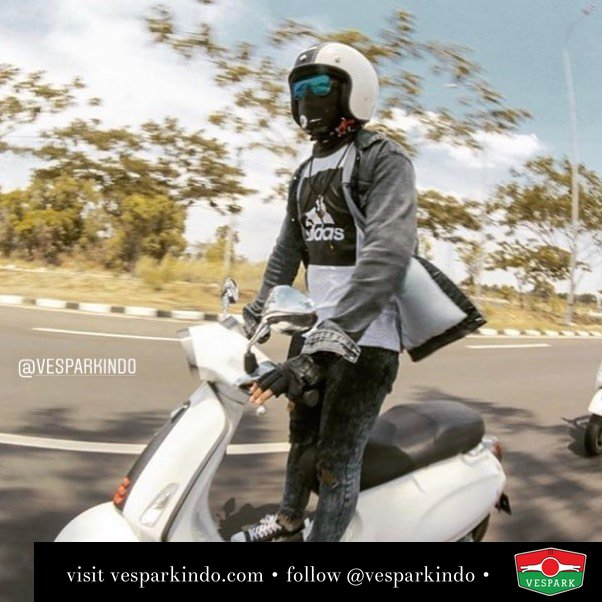 Live free ride freely with Vespa @vnr.sub