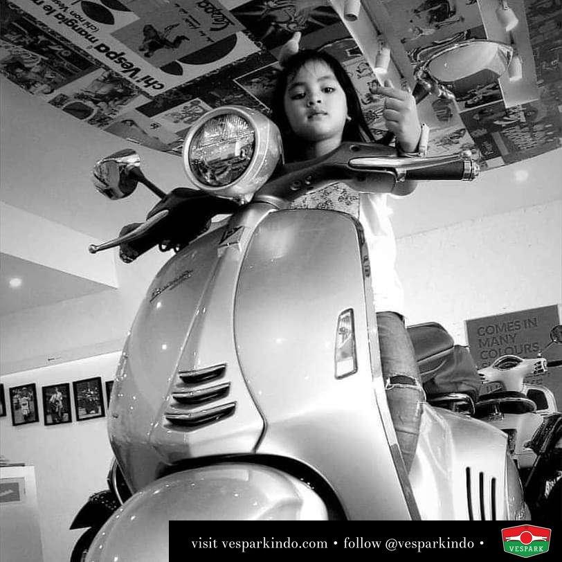 Come visit Vespark  Dealer resmi Piaggio Vespa @johan_delfia20