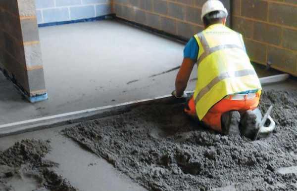 полимер бетоном