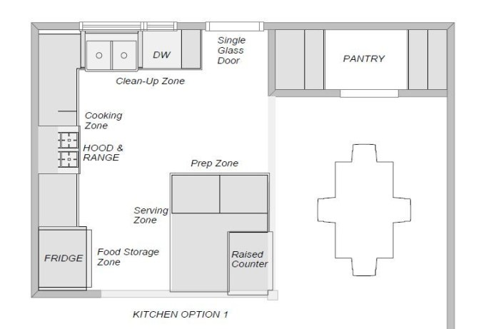 Floorplan Option #1
