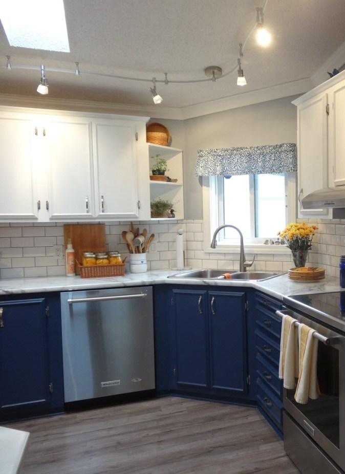 facelift of a kitchen