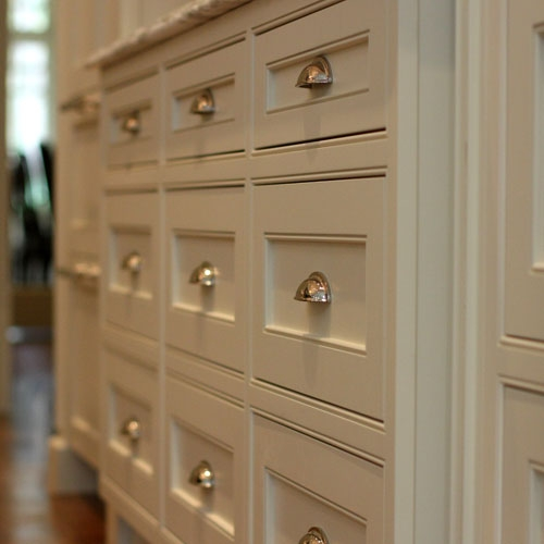 inset drawers beaded detail