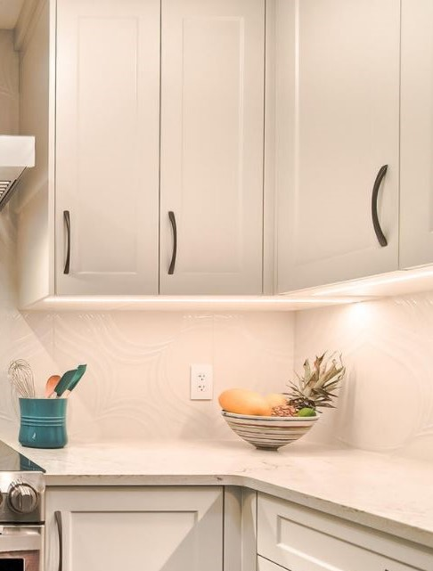 Corner of a kitchen