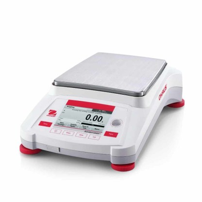 OHAUS AX 10mg - Лабораторные весы OHAUS AX8201