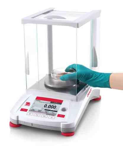 OHAUS AX 1mg 1 - Лабораторные весы OHAUS AX223