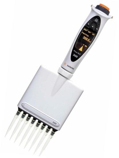 Picus nxt 8 kan - Дозатор электронный 8-канальный Sartorius BIOHIT Picus NxT, 5-120 мкл