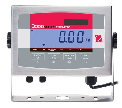 OHAUS D32XW 1 - Платформенные весы OHAUS D32XW30VR