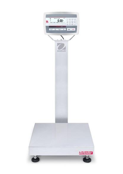 OHAUS D52XW 400 500 mm - Платформенные весы OHAUS D52XW15WQDL7