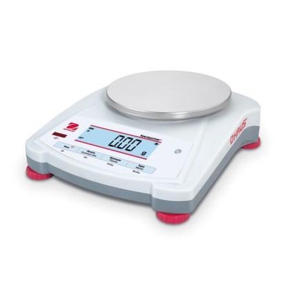 OHAUS NV 10mg 1 - Лабораторные весы OHAUS NV222