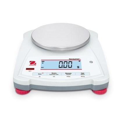 OHAUS NV 10mg 2 - Лабораторные весы OHAUS NV222