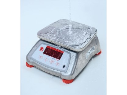 OHAUS V41XWE 3 - Влагозащищённые порционные весы OHAUS V41XWE15T
