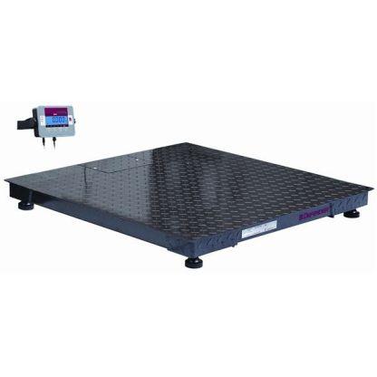 OHAUS 3000DF - Платформенные весы OHAUS DF32M1500BS