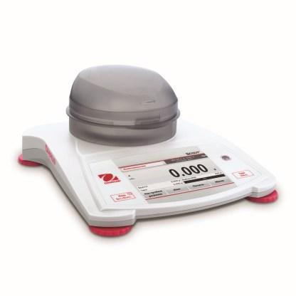 OHAUS STX 1mg - Лабораторные весы OHAUS STX123