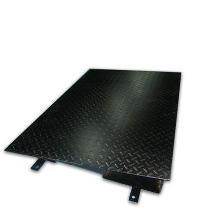 80252724 - Комплект пандуса OHAUS, 1.2 м, окрашенная сталь