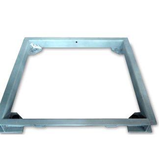 83033714 - Комплект обрамления приямка OHAUS, 1.2x1.5 м, окрашенная сталь