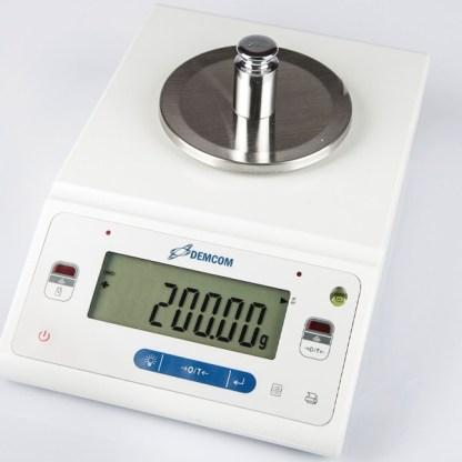 DL 122 212 312 612 1102 2 - Лабораторные весы ДЭМКОМ DL-1102