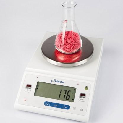 DL 2102 3102 4102 5102 2 - Лабораторные весы ДЭМКОМ DL-5102