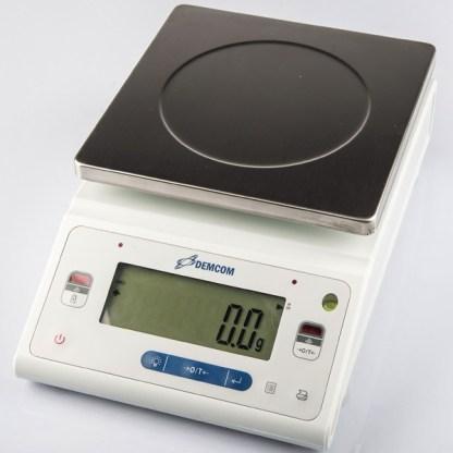 DL 6101 10001 15001 6000 - Лабораторные весы ДЭМКОМ DL-6000