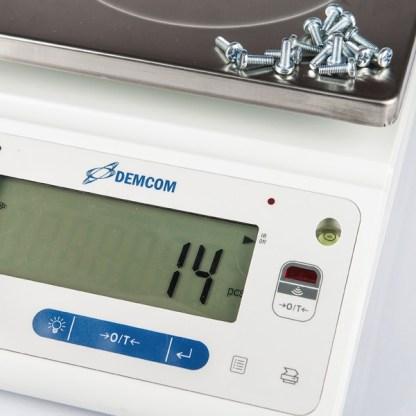DL 6101 10001 15001 6000 3 - Лабораторные весы ДЭМКОМ DL-6000