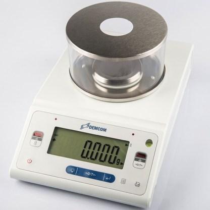 DL 63 123 213 313 413 513 - Лабораторные весы ДЭМКОМ DL-413