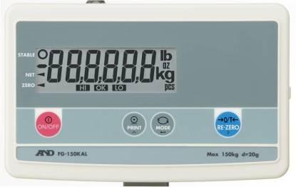 FG KAL 4 - Платформенные весы AND FG-150KAL