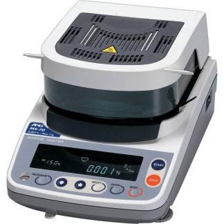 MS 70 - Анализатор влажности AND MS-70