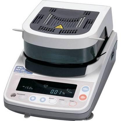 MX 50 - Анализатор влажности AND MX-50