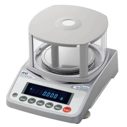 dx wp 120 300 - Влагозащищённые лабораторные весы AND DX-300WP