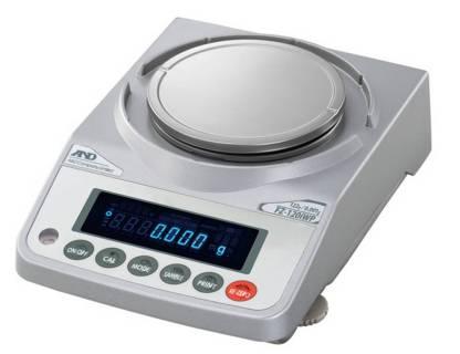 dx wp 120 300 2 - Влагозащищённые лабораторные весы AND DX-200WP