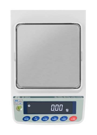 gf a 1202 10002 2 - Лабораторные весы AND GF-10002A