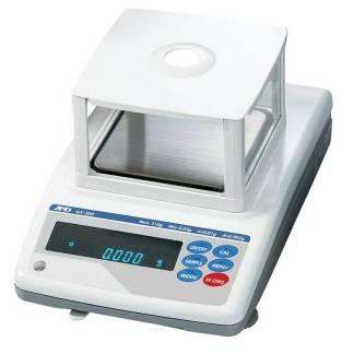gx 200 1000 - Лабораторные весы AND GX-600