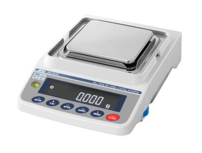 gx a 203 1603 2 - Лабораторные весы AND GX-1003A