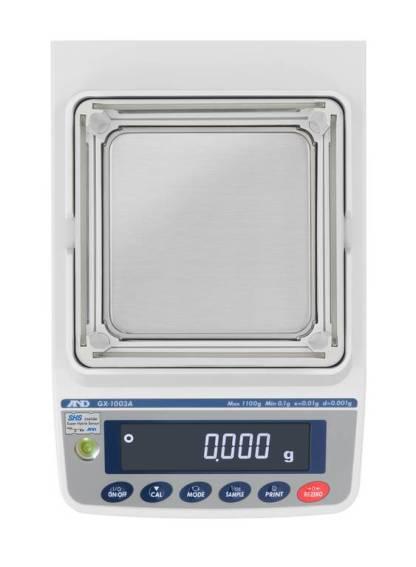 gx a 203 1603 3 - Лабораторные весы AND GX-303A