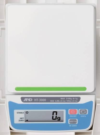ht 3000 5000 1 - Лабораторные весы AND HT-3000
