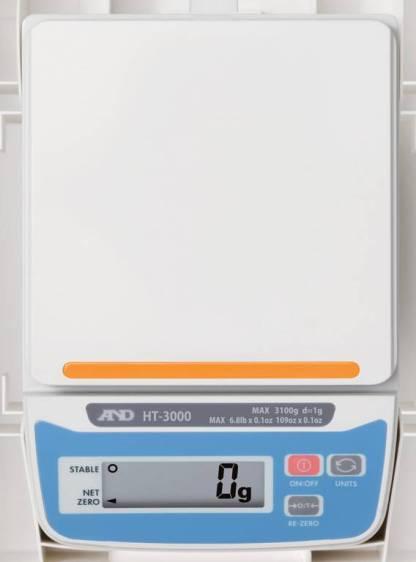 ht 3000 5000 2 - Лабораторные весы AND HT-3000
