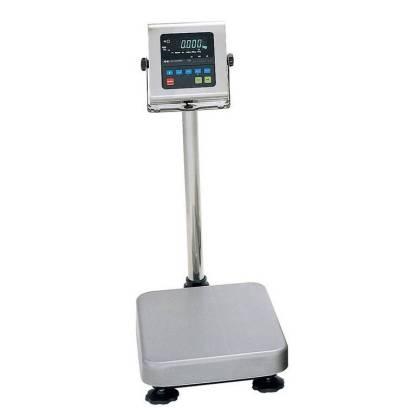 hv hw 60 wp - Влагозащищённые платформенные весы AND HW-60KV-WP