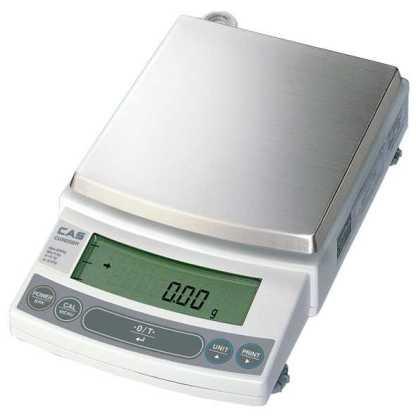 CAS CUX 2200H 8200S - Лабораторные весы CAS CUX-8200S