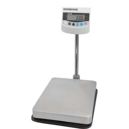 cas bw - Влагозащищённые платформенные весы CAS BW-06RB