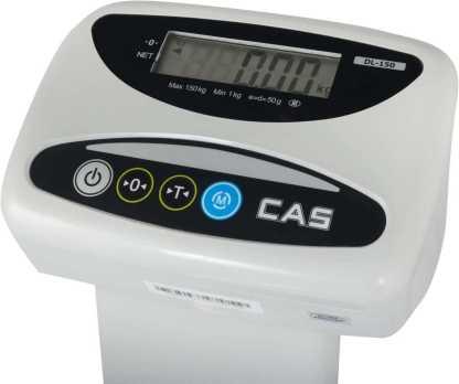 cas dl 2 - Платформенные весы CAS DL-100