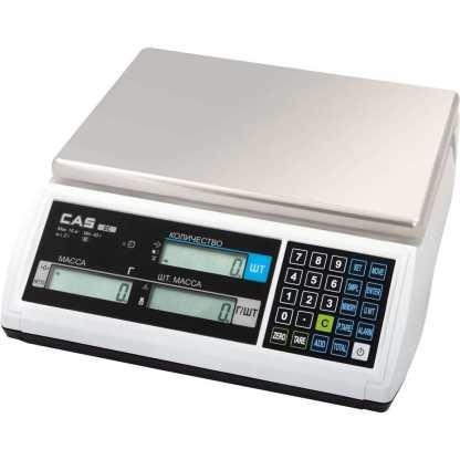 cas ec - Счётные весы CAS EC-6