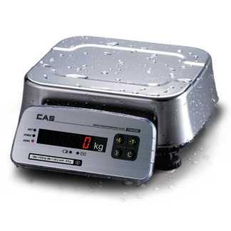 cas fw500 e - Влагозащищённые порционные весы CAS FW500-30E