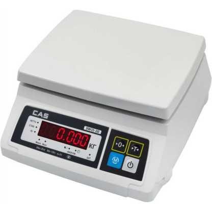 cas sw ii - Порционные весы CAS SWII-20(DD)