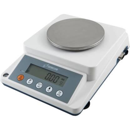 DL 202 302 602 1002 - Лабораторные весы DEMCOM DL-302