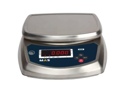 MSW 2 - Влагозащищённые порционные весы MAS MSW-6