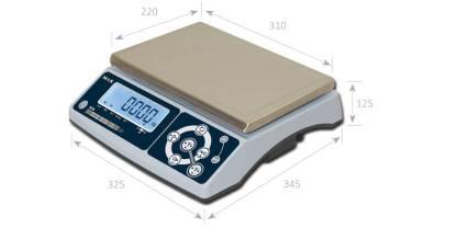 MS 3 - Порционные весы MAS MS-10