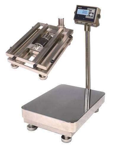 PM1HWS 4 - Влагозащищённые платформенные весы MAS PM1HWS-100-4050