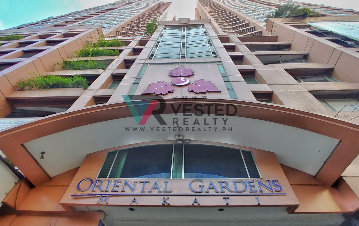 1 bedroom unit for sale in lilac tower oriental garden