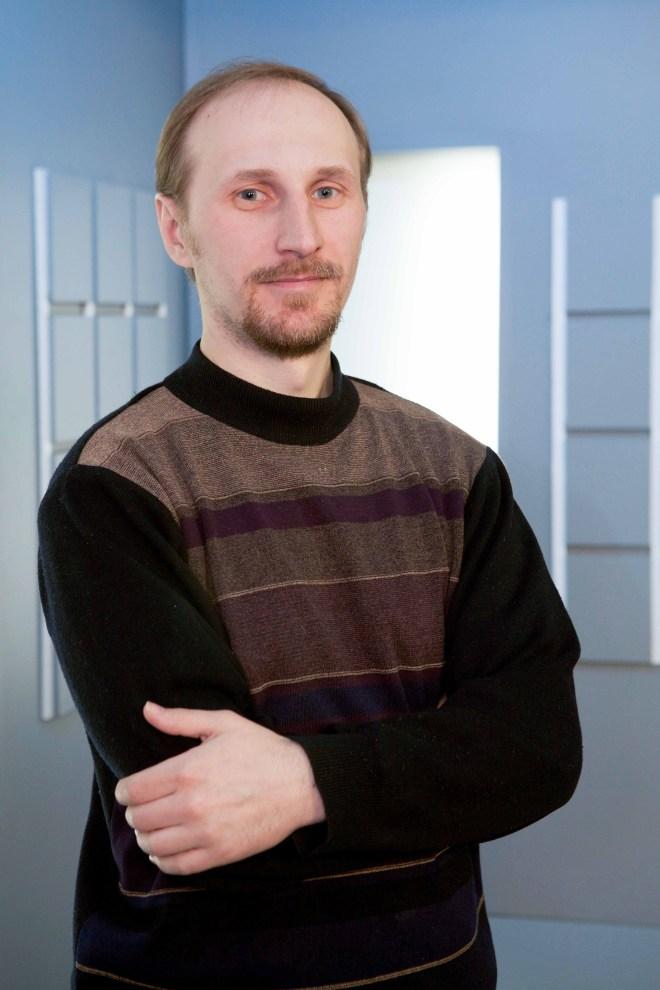 vladimir Владимир Баженов