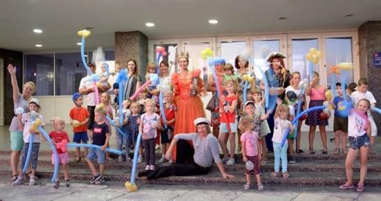 В Севастополе завершились летние интерактивные программы для детей